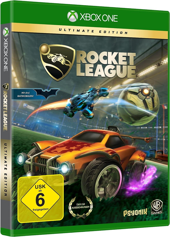Rocket League: Ultimate Edition - Xbox One [Importación alemana ...