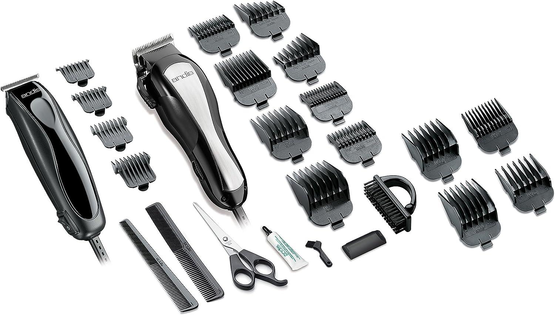Andis 68120 cortadora de pelo y maquinilla Negro - Afeitadora ...