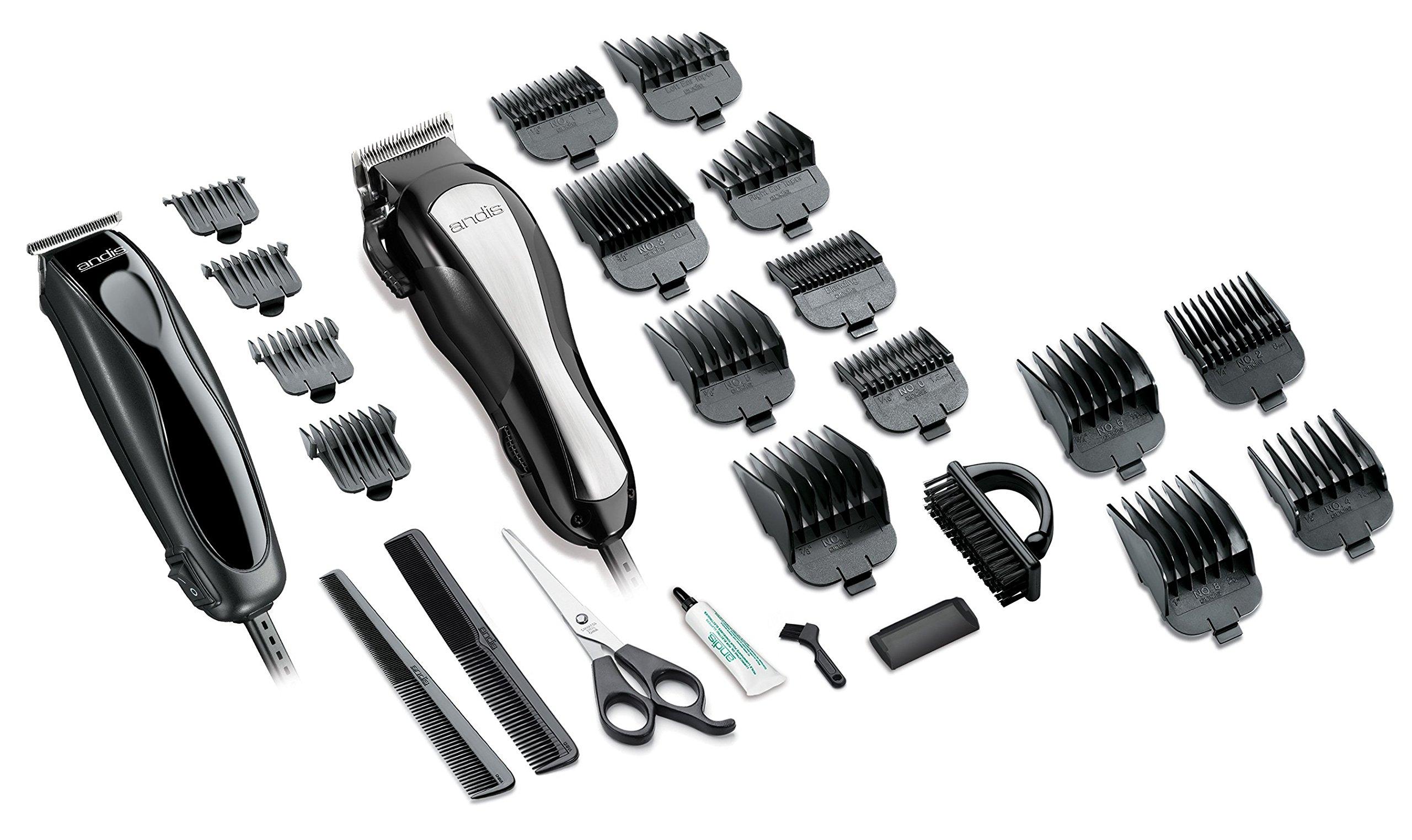 Andis Headstyler/Headliner MBO Kit, Black (68120) by Andis (Image #1)