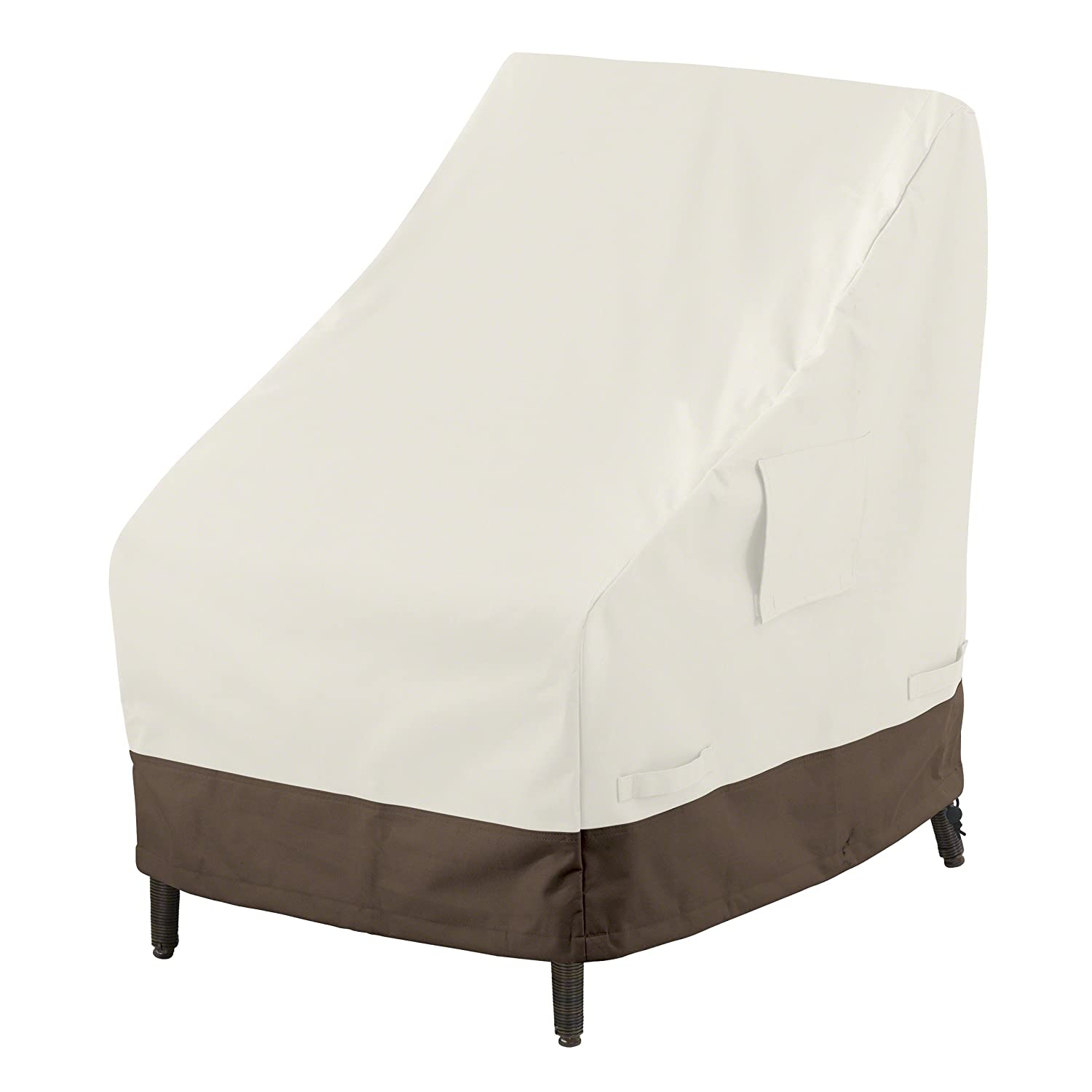 Amazon AmazonBasics High Back Chair Patio Cover Patio