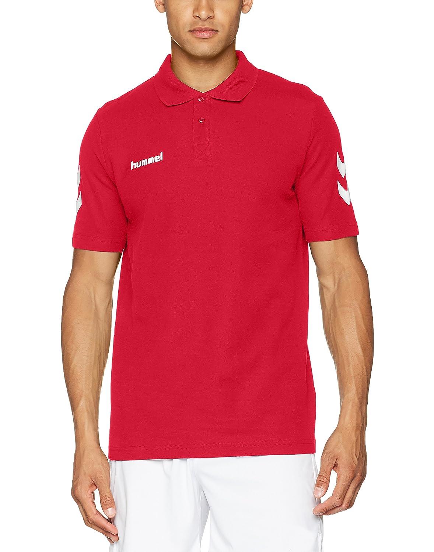 Hummel Core Herren Polo T-Shirt 832832946