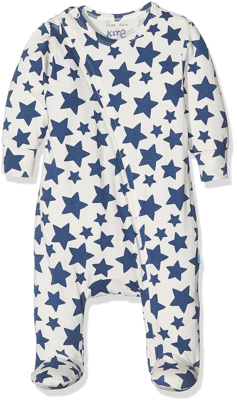 Kite Baby Zippy Star Sleepsuit Blue (Navy) 18-24 Months BU893