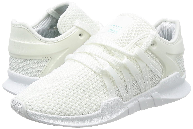 online retailer a17ac c5371 adidas Originals Women's EQT Racing Adv Trainers Footwear US7 White