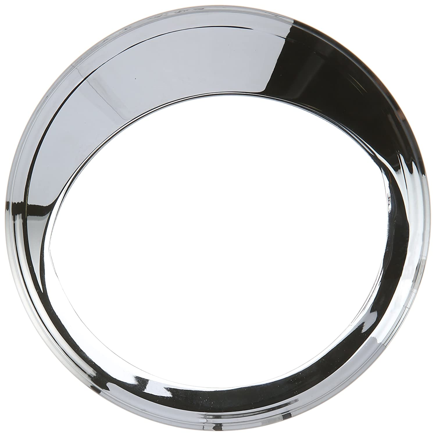 Kuryakyn 112 Speedometer Trim Ring with Visor