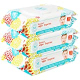 3 Pack - The Honest Company Wipes - 3 Packages of 72 Ct NewBorn, Kid, Child, Childern, Infant, Baby