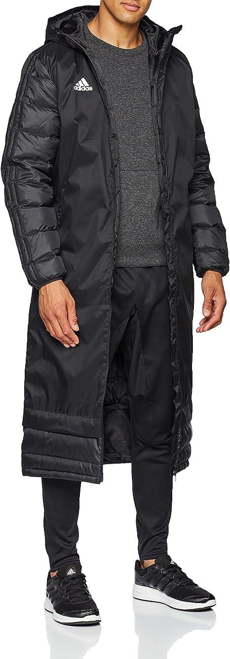 Adidas CONDIVO 18 JACKET 18 Winterjacke lang Mantel Herren