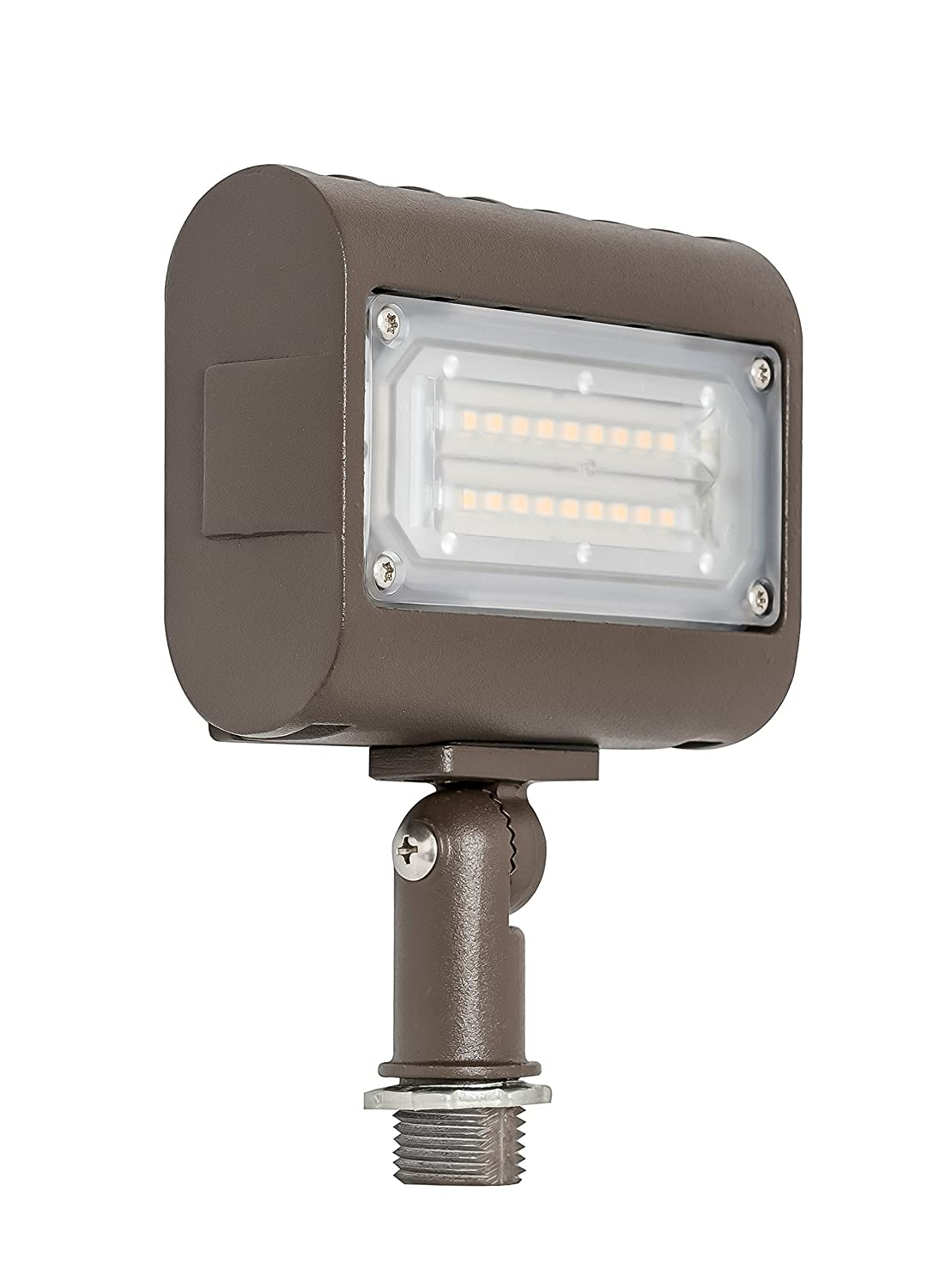 westgate 30 w led flood light with knuckleマウント 100 w白熱交換
