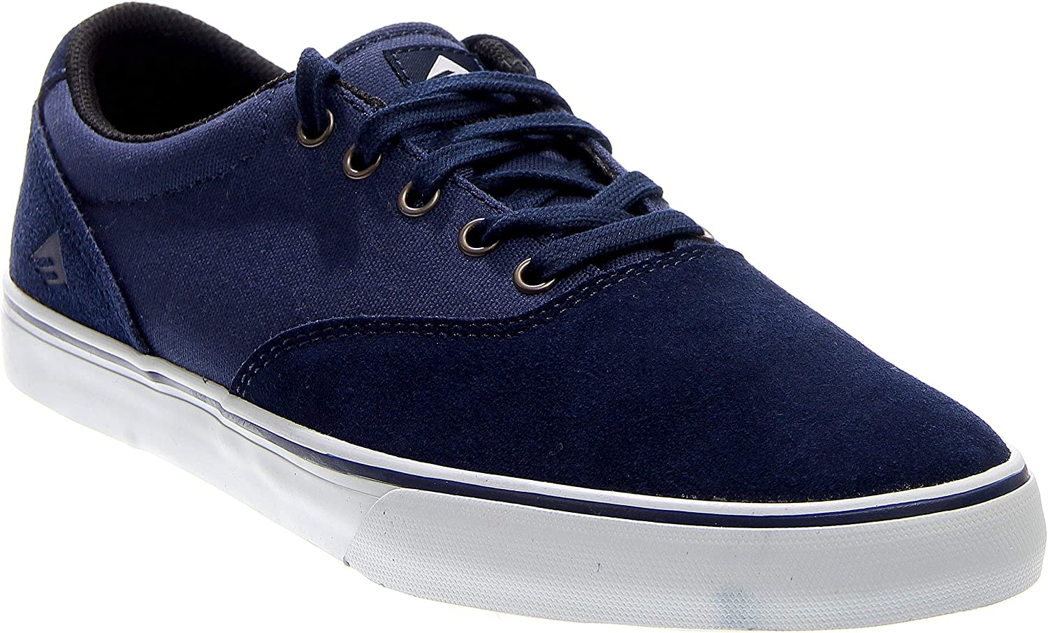 Emerica Mens Provost Slim Vulc Skate Casual Sneakers,