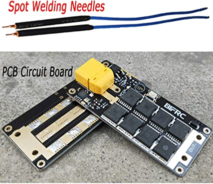 12V 18650 Battery Spot Welder PCB Circuit Board for RC Car