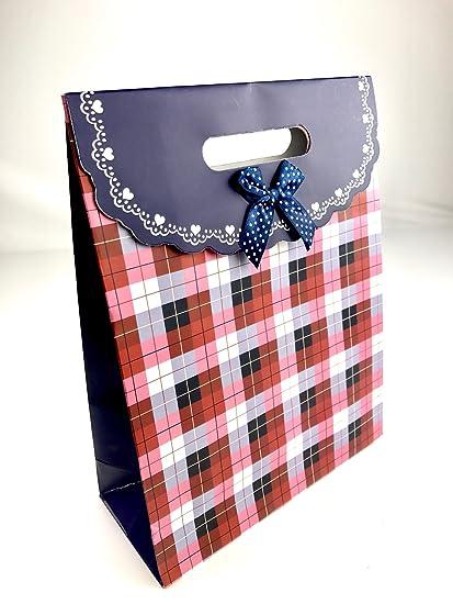 Set de 3 cuadros grandes bolsas de regalo ideal para el bebé ...