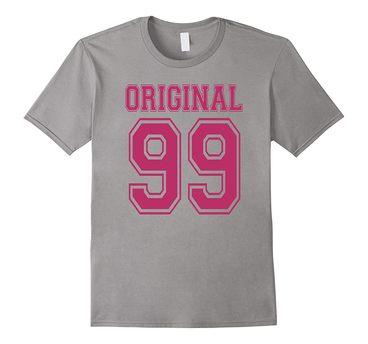 1999 T-shirt 18th Birthday Gift 18 Year Old Girl B-day Cute-FL