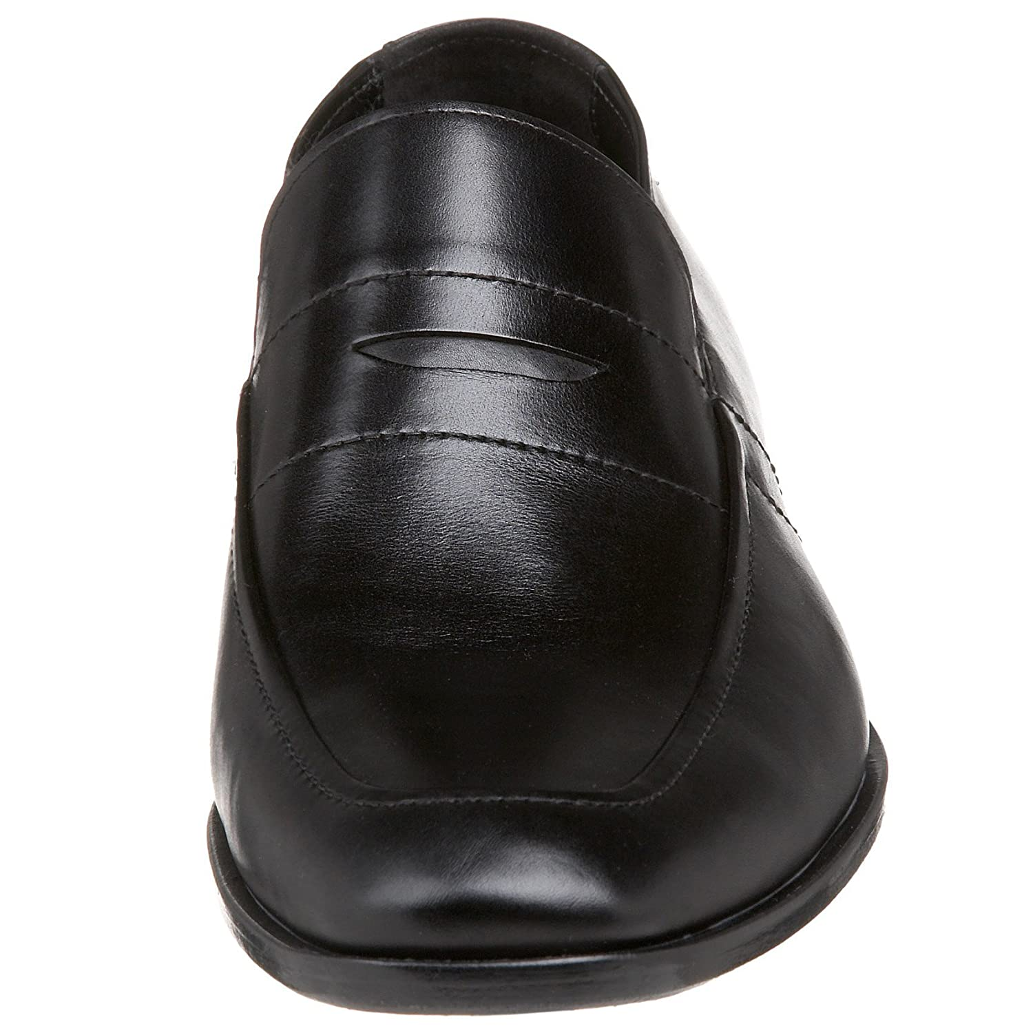 1602806ed56 Amazon.com  BOSS Black by Hugo Boss Men s Cile Stitched-On Penny Loafer
