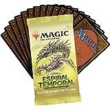 Magic The Gathering: Espiral Temporal Draft Booster | 15 Cards | Produto em Português