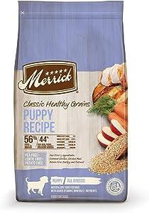 Merrick Classic Healthy Grains Dry Dog Food Puppy Recipe - 4 lb Bag