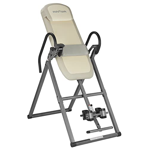 Innova ITX9700 Memory Foam Inversion Table with Lumbar Pad for Hot and Cold Compress