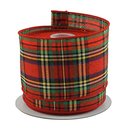 tartan plaid red - Christmas Plaid