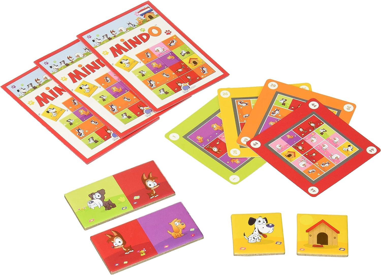 Blue Orange- Mindo - Juego de Mesa para Perro: Amazon.es: Juguetes y juegos