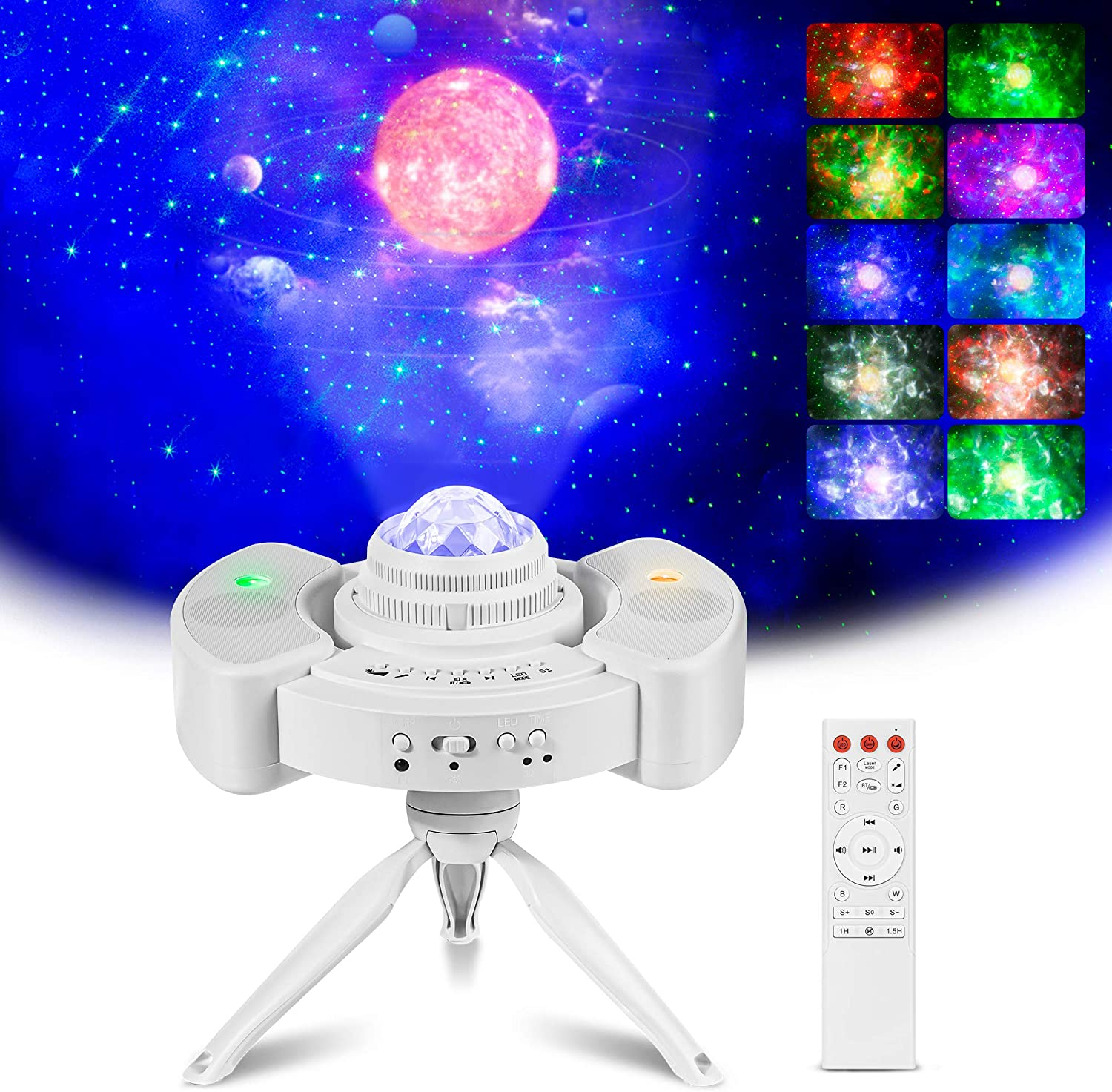 Star Light Projector for Bedroom,TekHome Galaxy Projector,Gifts for Women Men Mom,Starry Night Light Projector for Home Party,Projector Lights for Ceiling for Adults Teen Girls Boys.