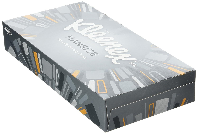 Kleenex Mansize 6 x 90 Tissues