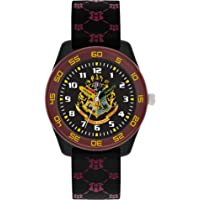 Harry Potter Unisex Kid's Analogue Analog Quartz Watch with Rubber Strap HP9050