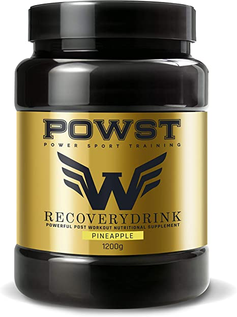 RECOVERYDRINK PINEAPPLE 1200G. POWST