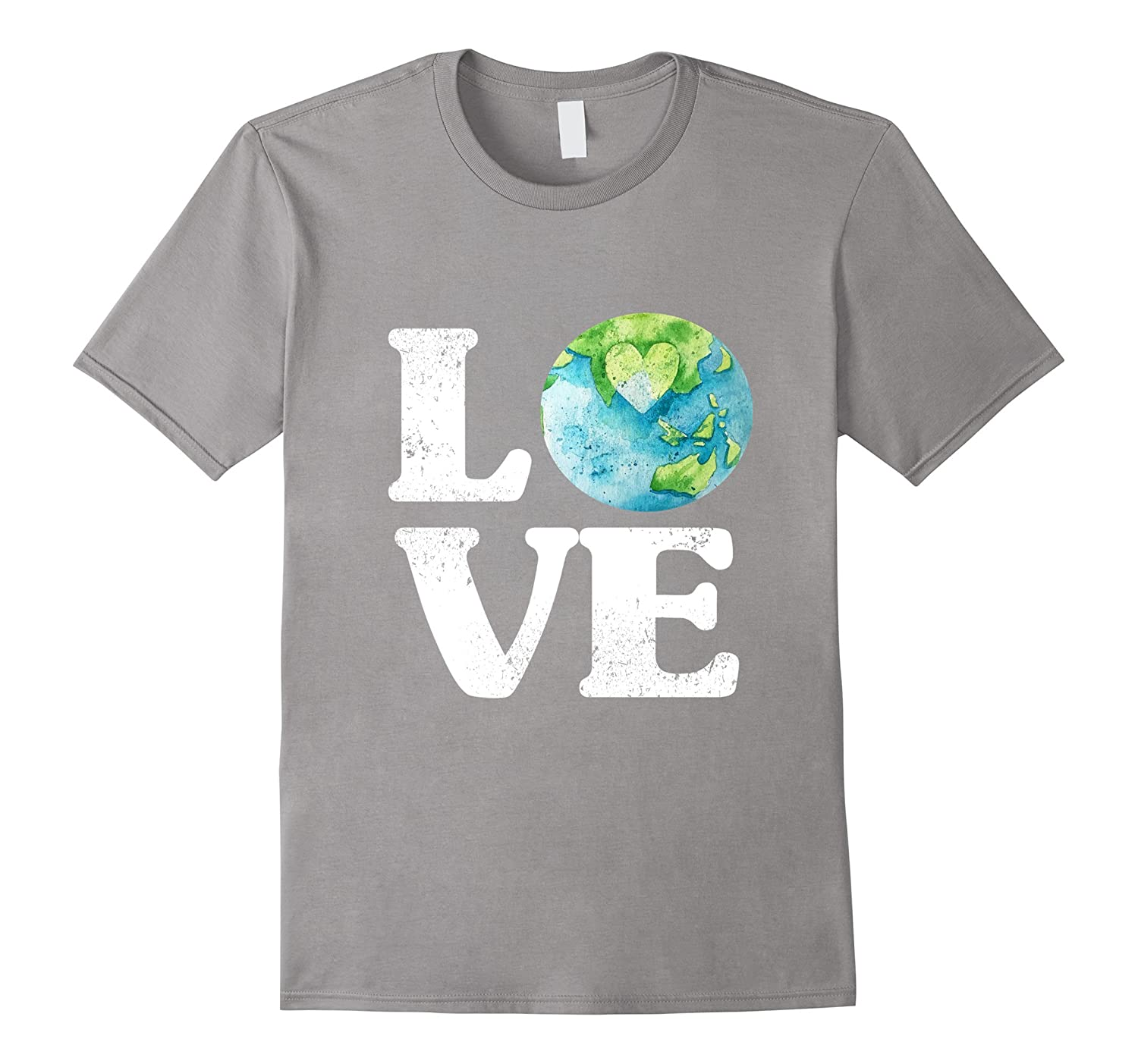 Love your mother earth T-shirt-TD