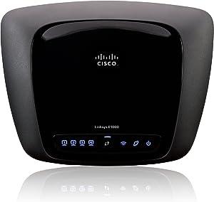 Cisco-Linksys E1000 Wireless-N Router