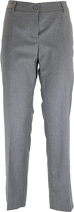 TALLA 44. Blugirl Pantalone Donna Grigio 2344 130