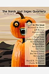 Bards and Sages Quarterly (October 2016) Kindle Edition