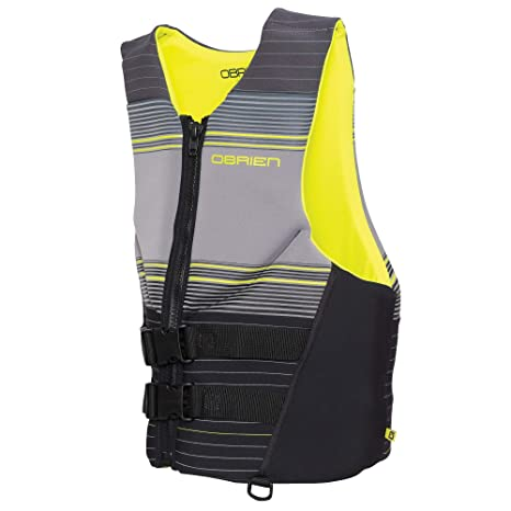Top Glide 4918EU ONeill Mens Outlaw Comp Watersports Waterski Jetski Wakeboarding Safety Impact Vest
