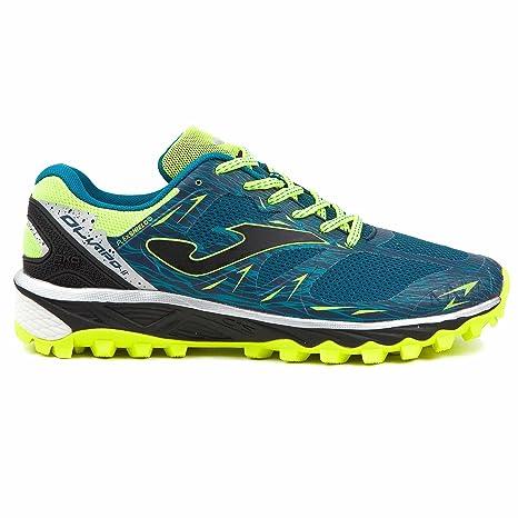 Joma Olimpo, Zapatillas de Trail Running para Hombre, Azul (Marino 803),