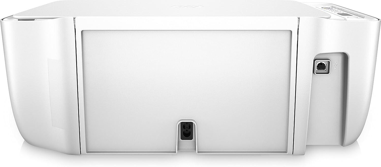 Impresora multifunci/ón Inyecci/ón de Tinta t/érmica, 4800 x 1200 dpi, 60 Hojas, A4, Impresi/ón Directa, Blanco HP DeskJet