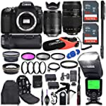 Canon EOS 90D DSLR Camera with EF-S 18-135mm f/3.5-5.6 is USM