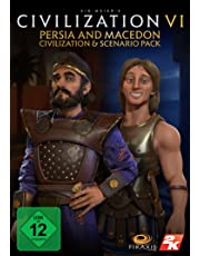 Sid Meier's Civilization VI - Persia and Macedon Civilization & Scenario Pack Edition DLC [PC Code - Steam]