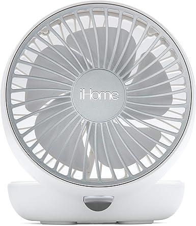 iHome - Ventilador de Aire Compacto con máquina de Sonido ...