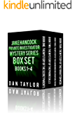 Jake Hancock Private Investigator mystery series box set (Books 1-4)