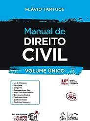 Manual de Direito Civil - Vol. Único: Volume único