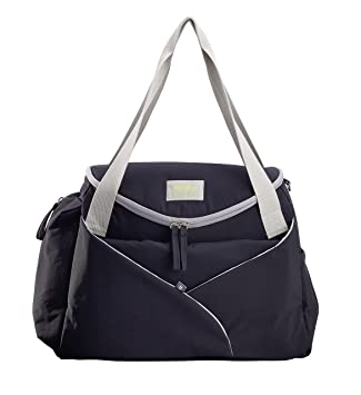 BÉABA Sac à Langer Sydney II, Smart Colors Noir  Amazon.fr  Bébés ... 57684eecc1cc