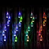 Novadeal Color Changing Solar Wind Chime Wishing