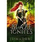 Blaze Ignites (Scourge Survivor Series Book 1)
