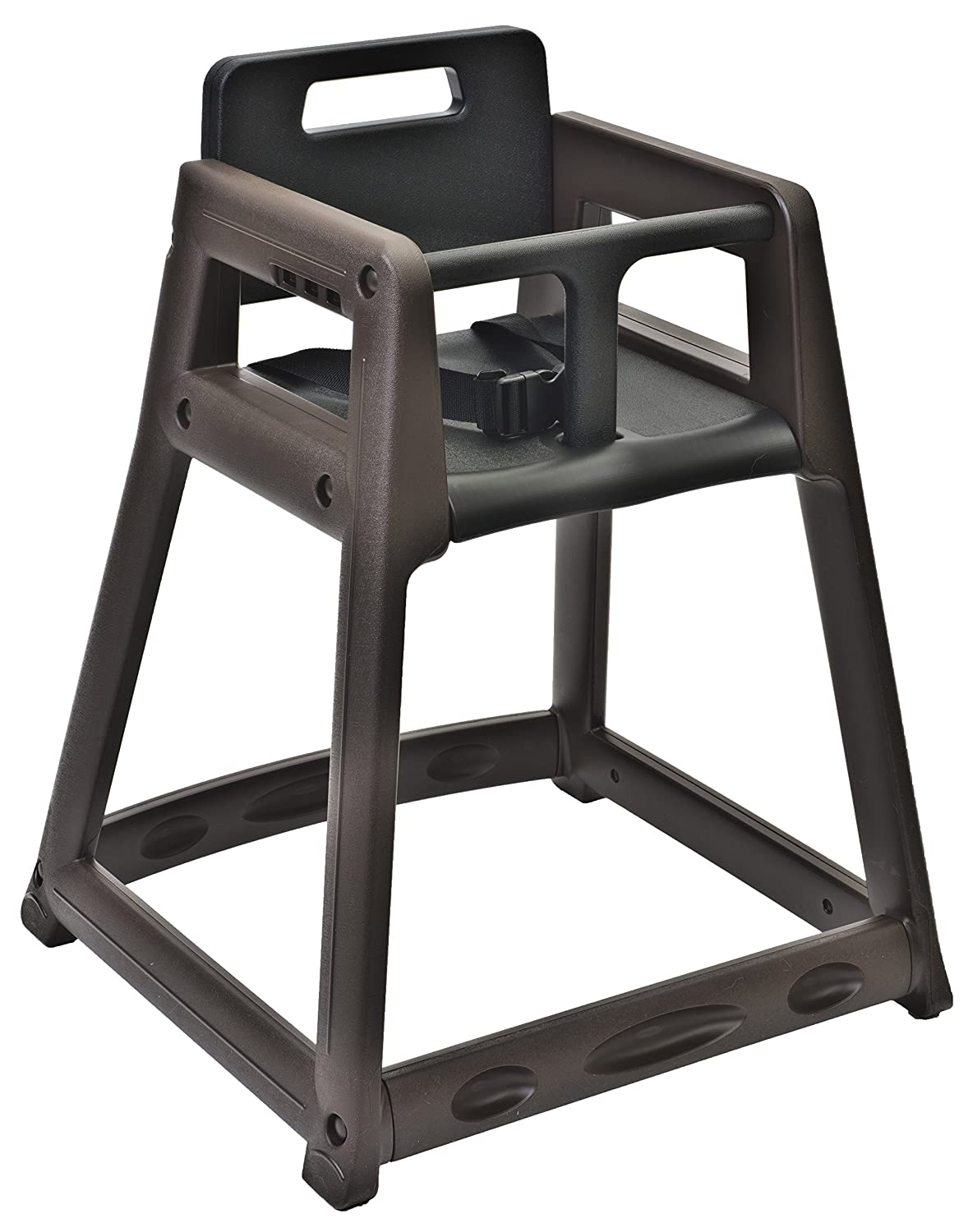 Koala Kare KB850 09 Diner Plastic High Chair Brown 23 Height 23 Width 30 Length