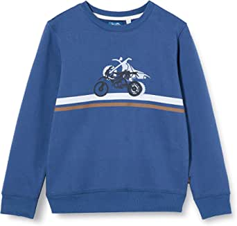 Sanetta Sweatshirt Blue Sudadera para Niños