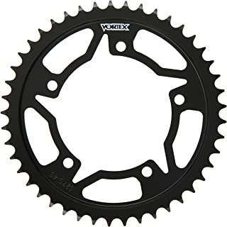 product image for Vortex 527S-45 Black 45-Tooth 530-Pitch Steel Rear Sprocket