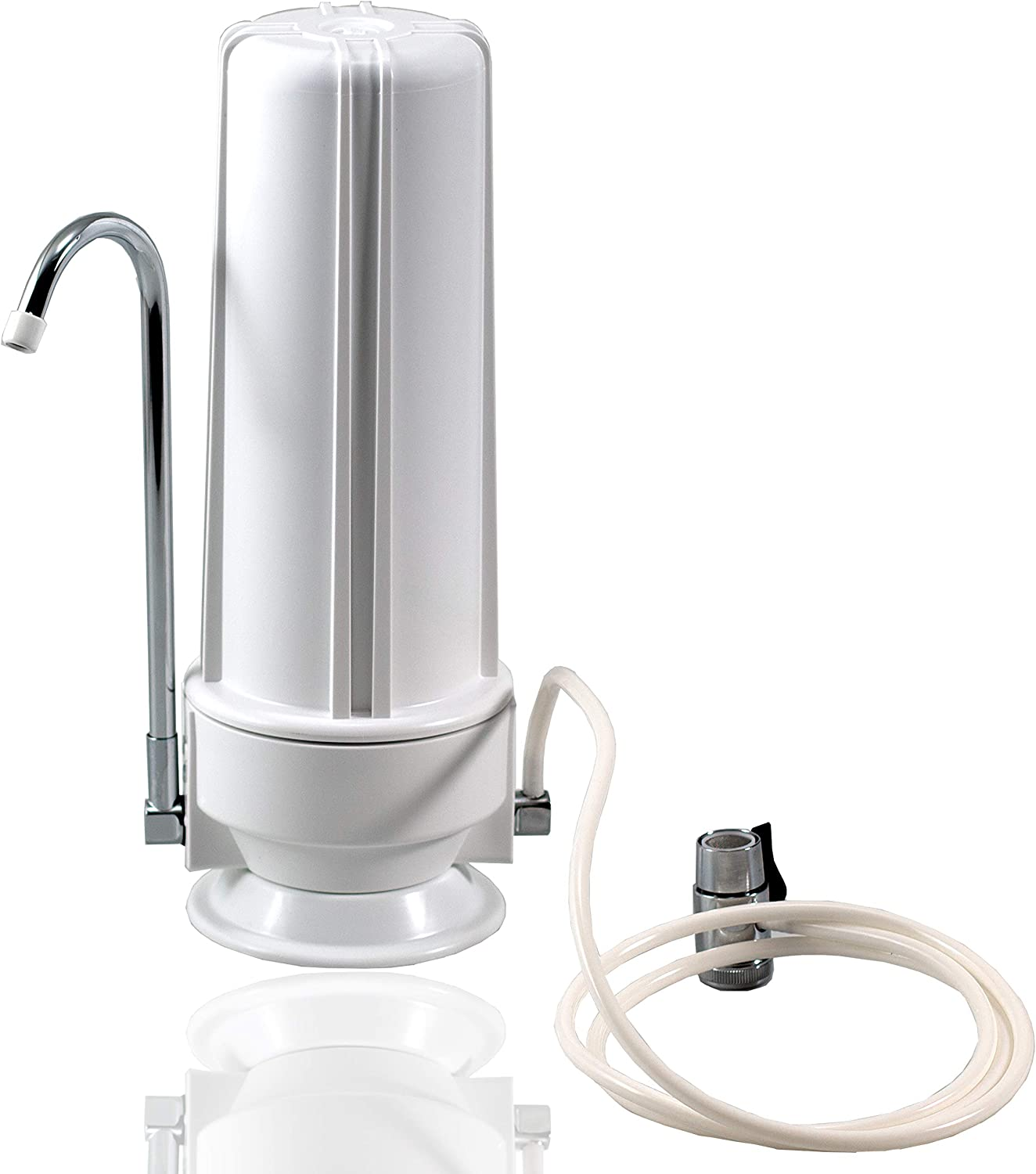 NU Aqua Platinum Series Countertop Water Filter