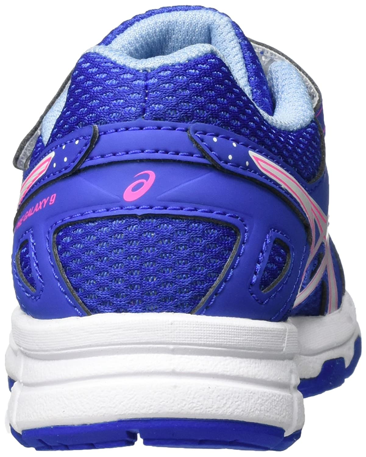 Asics Unisex-Kinder Pre Galaxy 9 PS Gymnastikschuhe, Blau (Directoire Blue/Black/Hot Oran), 28.5 EU