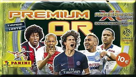 Panini Francia sa 2320 - 047 Foot Adrenalyn Leaflet Premium ...