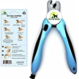 Pro Pet Works Dog Nail Clippers Trimmers With Nail File For Grooming Pets-Quick Guard Sensor Inc-The Best Dog Nail Trimmer for Small Medium and Large Breeds