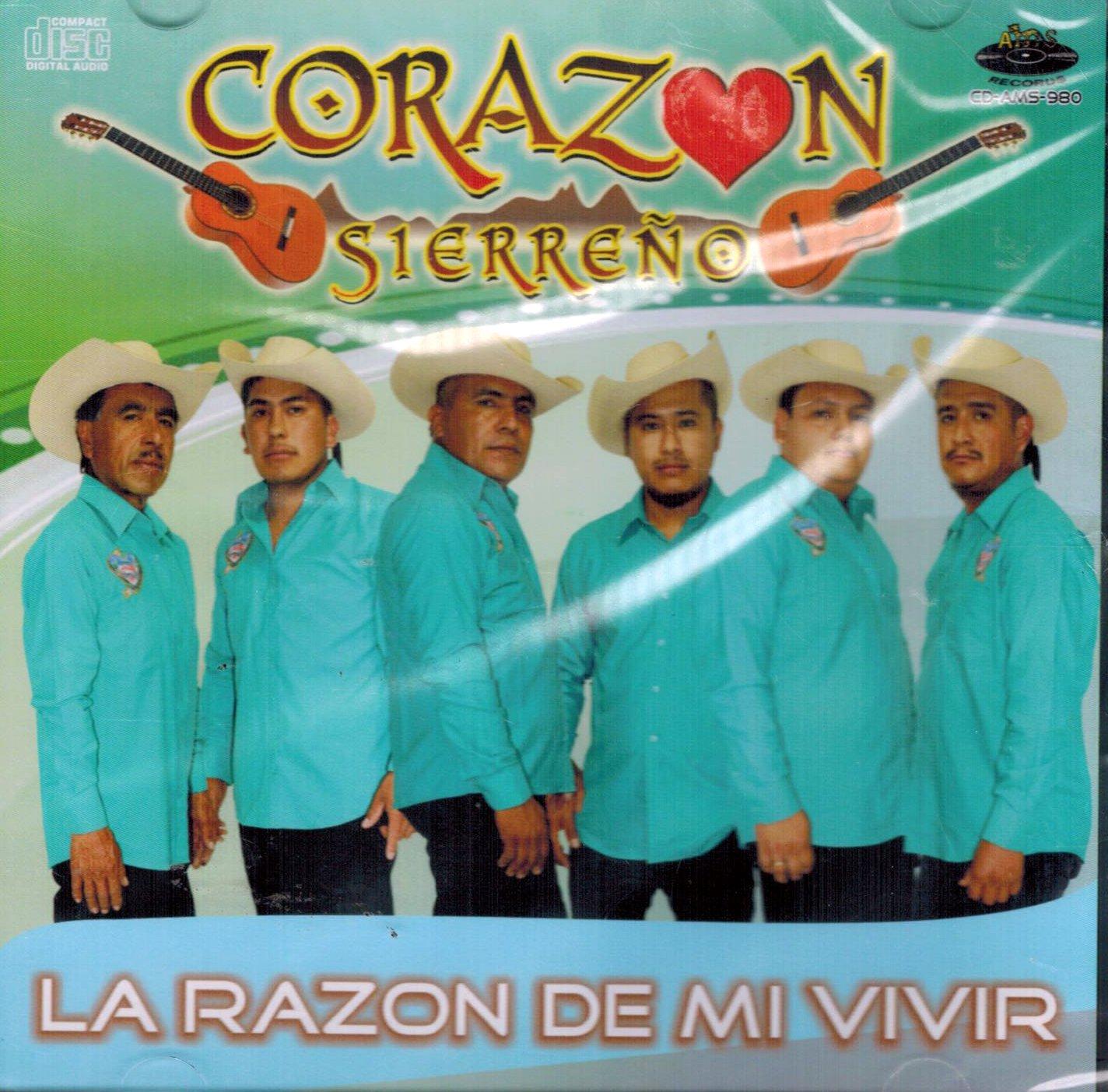 Corazon Sierreno (La Razon de mi Vivir)