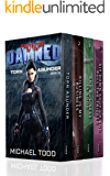 Protected by the Damned Boxed Set 1: A Supernatural Action Adventure Opera