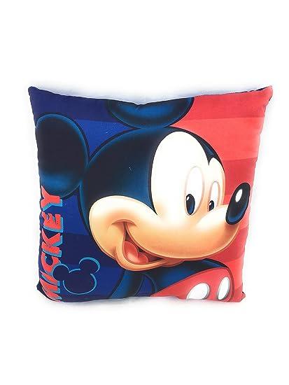 MICKEY Cojín Fantasía Niño – 35 x 35 cm Mouse – Disney